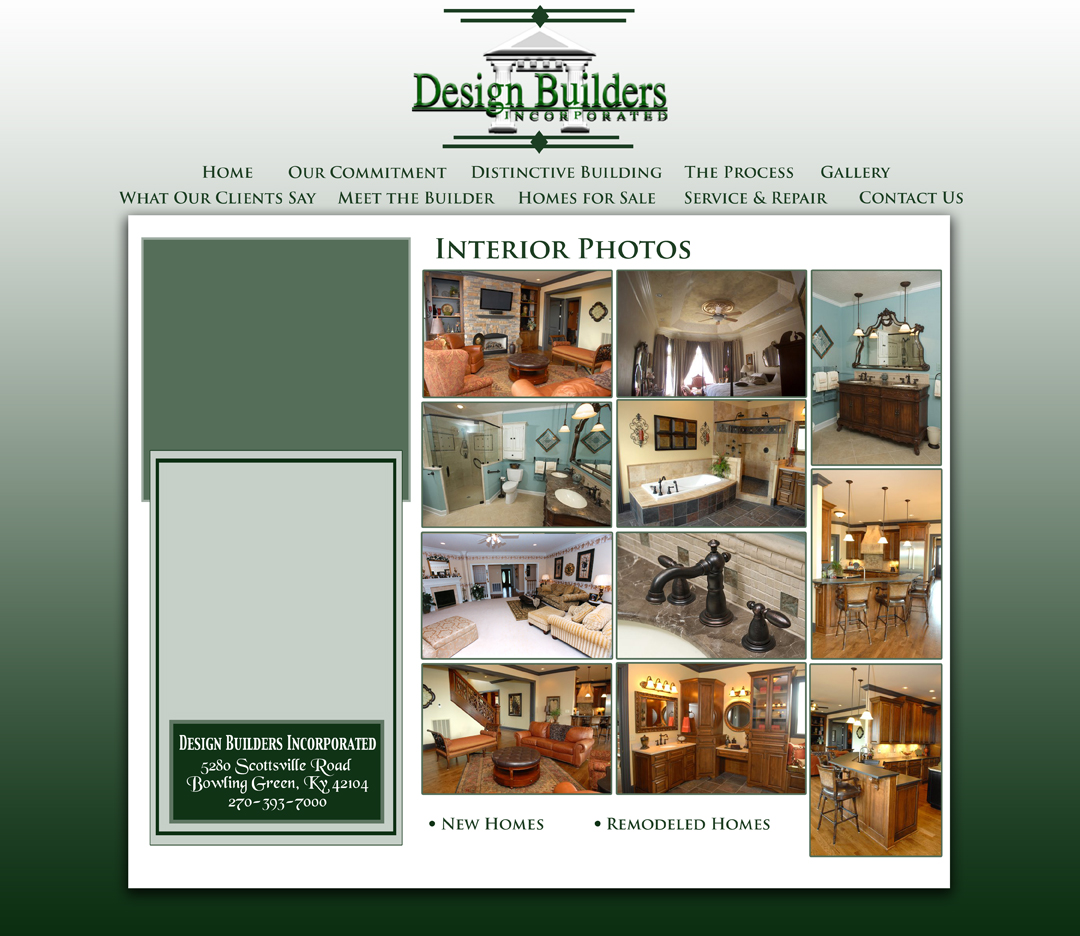 Design Builders Interior Photos